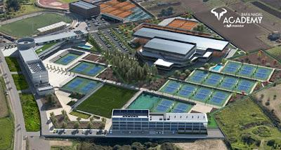 La Rafa Nadal Academy amplia sus instalaciones. Un centro que busca ser referencia internacional.