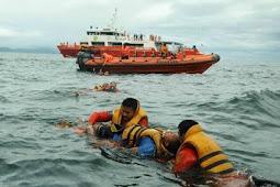Basarnas Berhasil Selamatkan Kapal Nelayan di Perairan Halsel