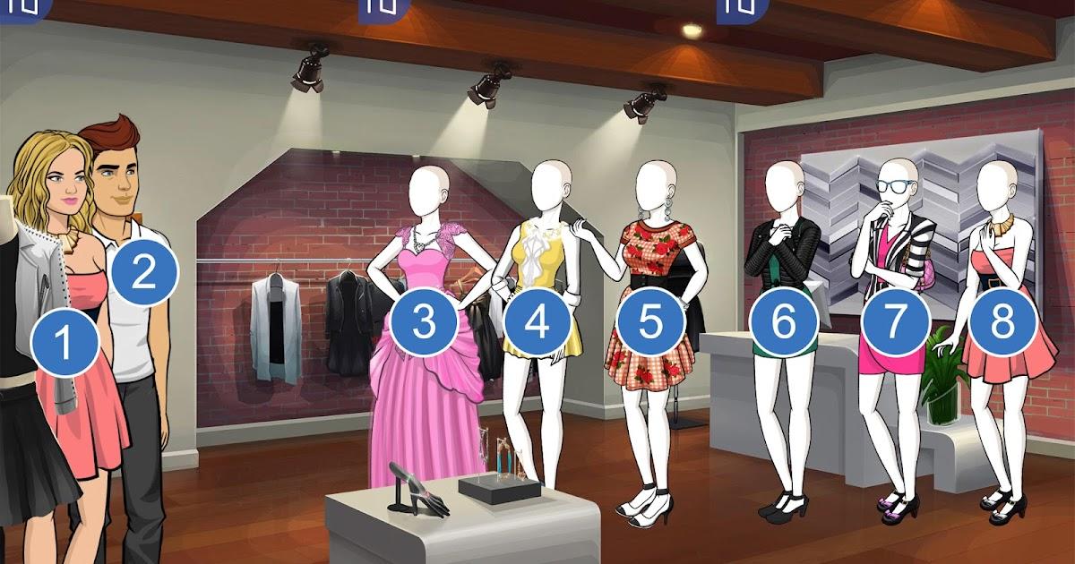 Mannequin Dressing Game Script Template Episode Life