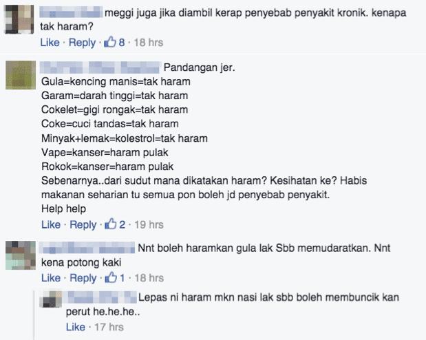 Malaysia negara haram