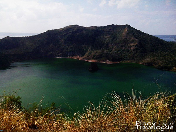 Taal's main crater lake