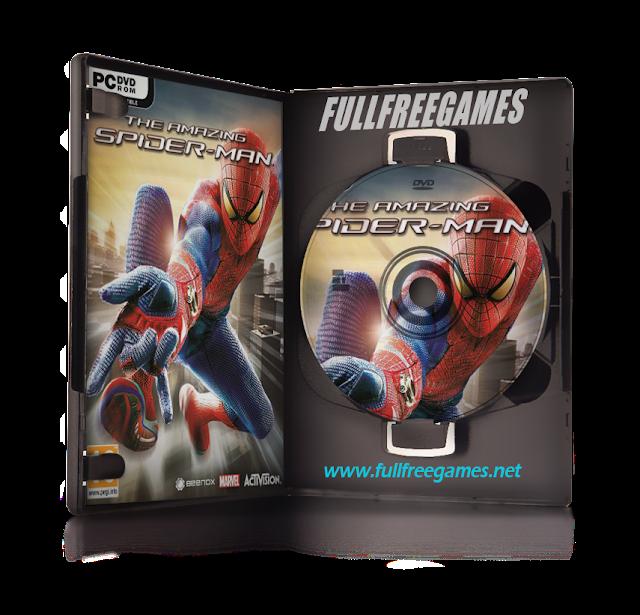 Spiderman Full Version PC Game Free Download