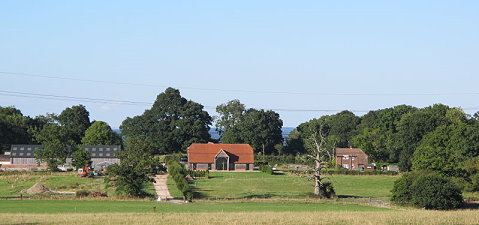 Well Manor Farm, Well, Nr. Long Sutton, Hampshire