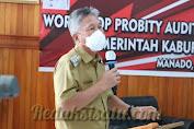 Bupati Franky Wongkar, Kami Membutuhkan Sumber Daya Yang Handal Dan Berkompeten