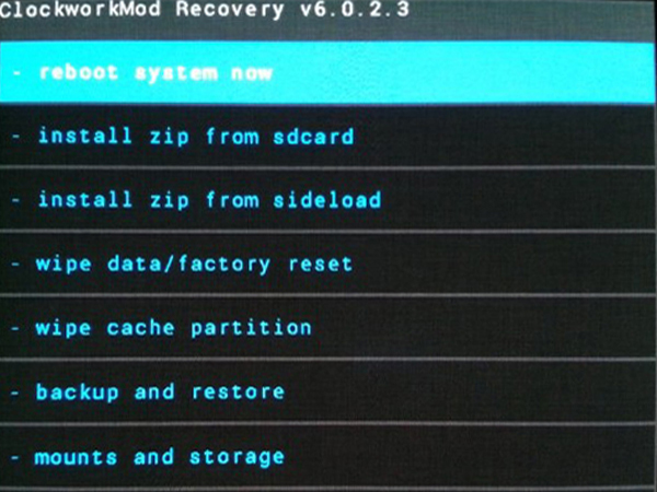 Cara Install Android 7.1.1 Trader418 di Nexus 7 Nougat Custom Firmware 3