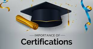 Most important digital marketing certifications
