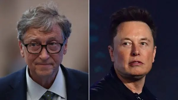 Bill Gates and Elon Musk Twitter accounts hacked