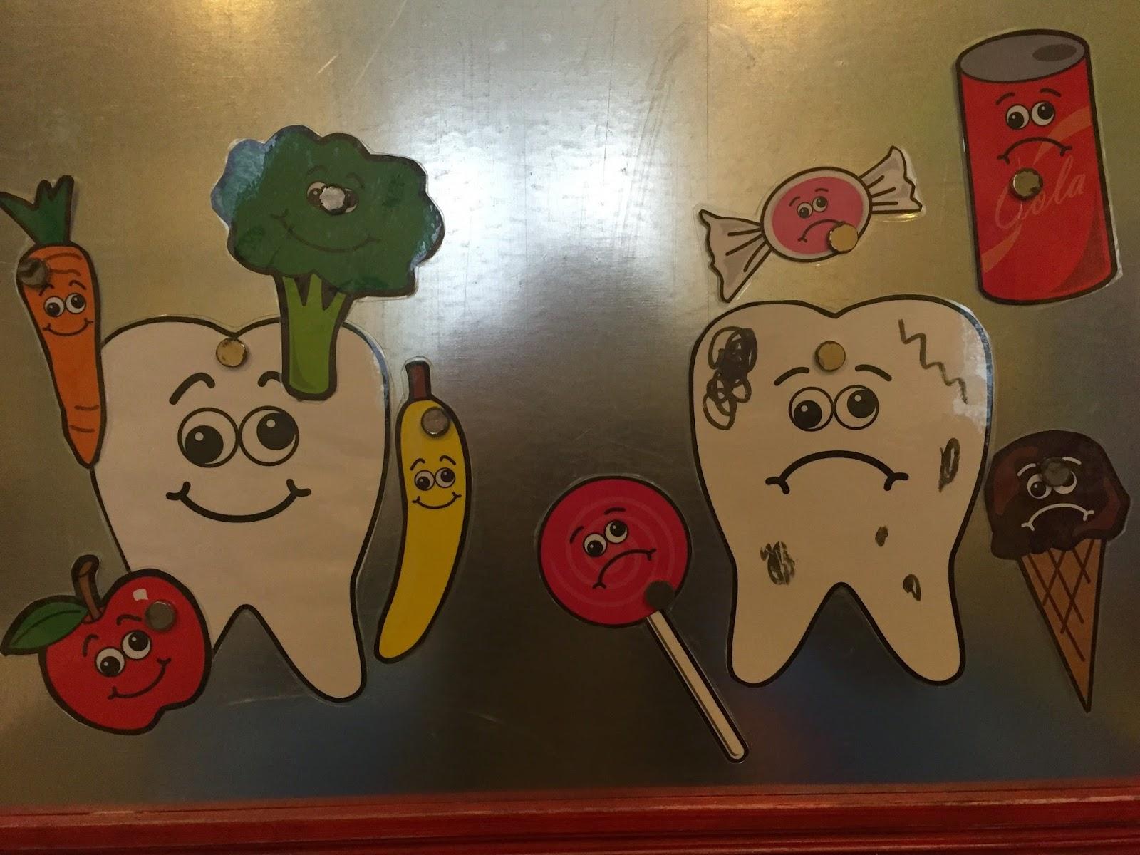Morning Light Preschool Happy Tooth Sad Tooth