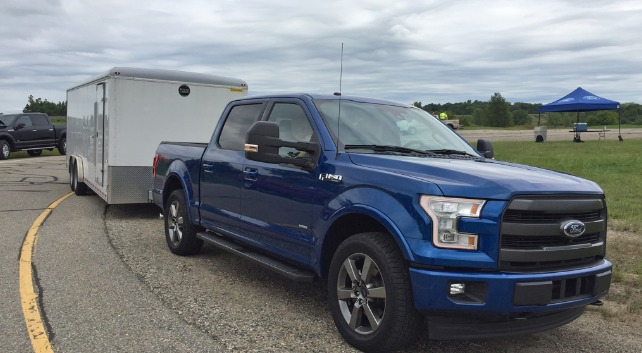 2017 Ford F150 FX4