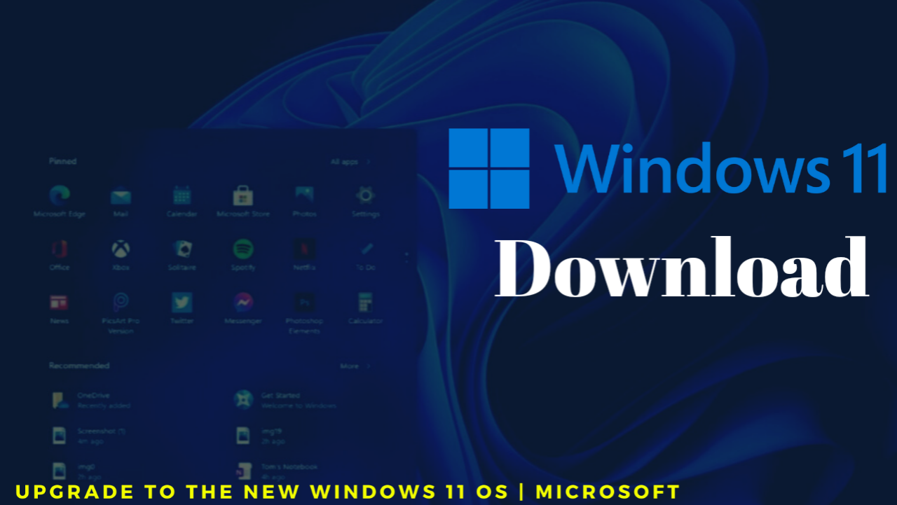 Download Windows 11- Release,space date and features.