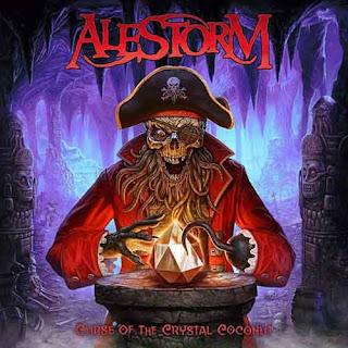 """Το βίντεο των Alestorm για το """"Treasure Chest Party Quest"""" από το album """"Curse of the Crystal Coconut"""""""