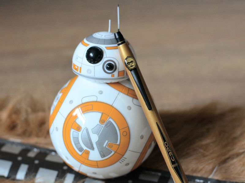 Pen Heaven Cross Star Wars BB8