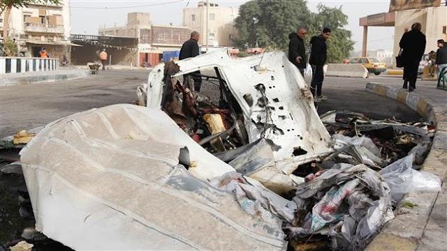 Eight killed in Daesh car bombings in Fallujah