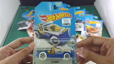 Hot Wheels Treasure Hunt So Plowed
