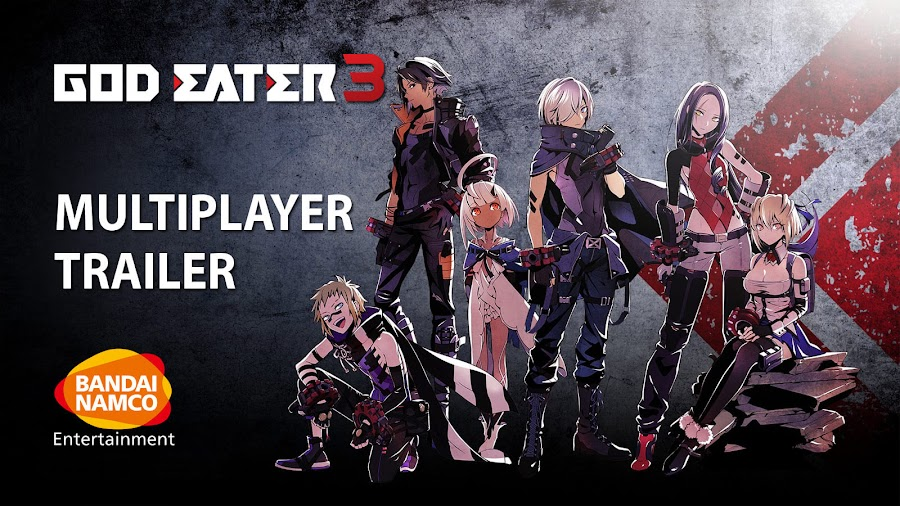 god eater 3 multiplayer ps4 bandai namco
