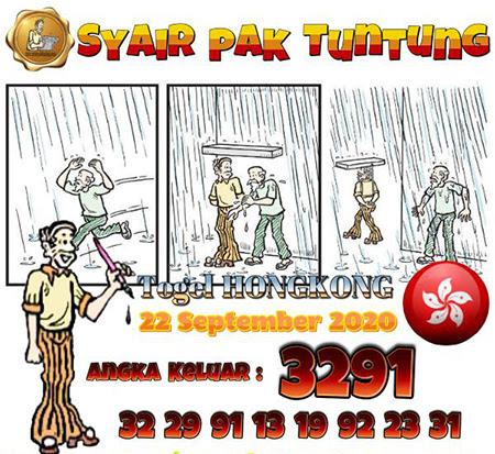 Prediksi Togel Pak Tuntung Hongkong Selasa 22 September 2020