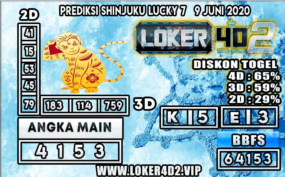 PREDIKSI TOGEL SHINJUKU LUCKY7 LOKER4D2 09 JUNI 2020
