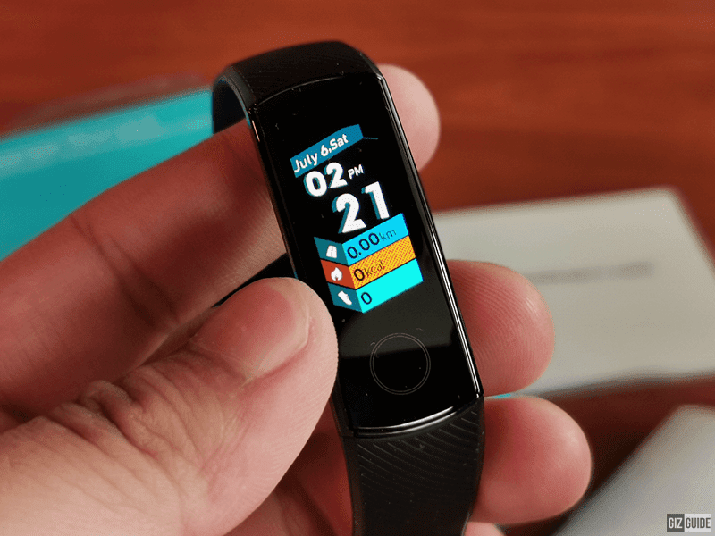 HONOR Band4 arrives in the PH, budget fitness band priced at PHP 2,325