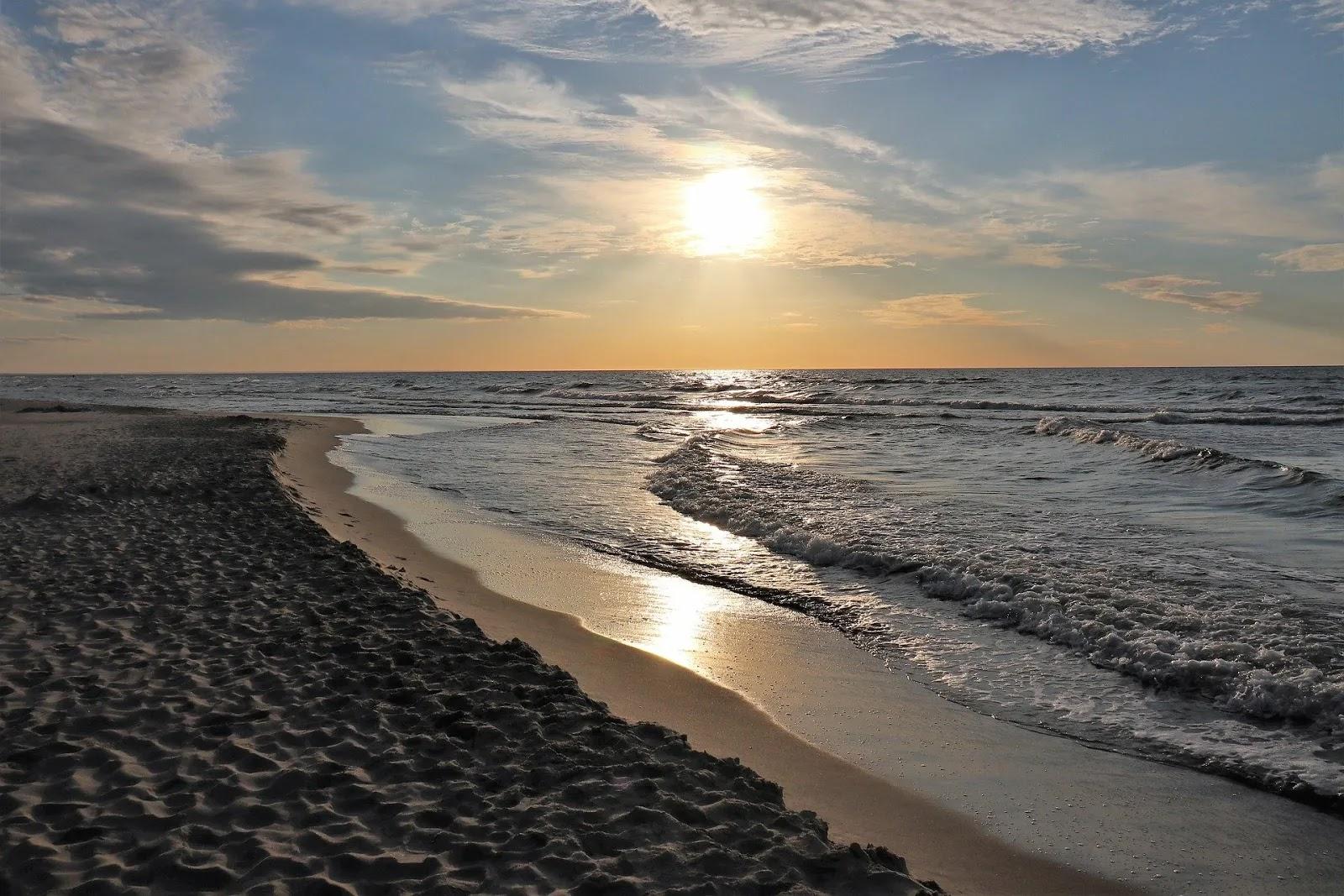 أفضل خلفية كمبيوتر للبحر والشمس