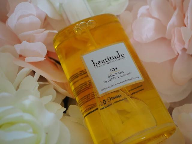 Beatitude Joy Body Oil