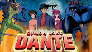 Demon Lord Dante Tagalog Dubbed