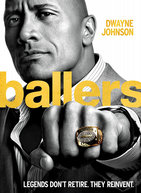 Poster Ballers: Dwayne Johnson (Spencer Strasmore)