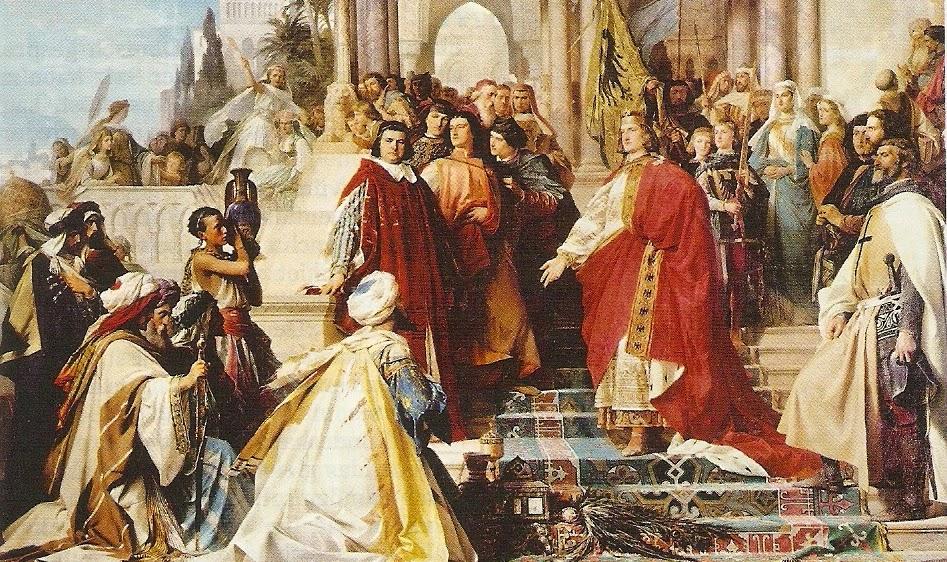 Saksan Historia