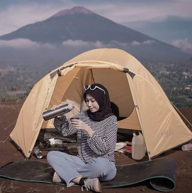 Bukit Igir Kandang Pemalang Spot Camping di Jawa Tengah Terbaru 2020