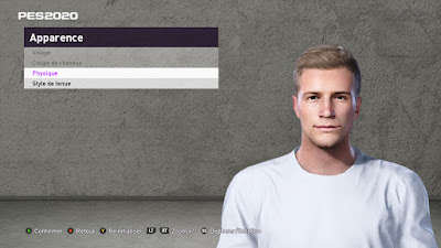 PES 2020 Faces David Affengruber by TiiToo