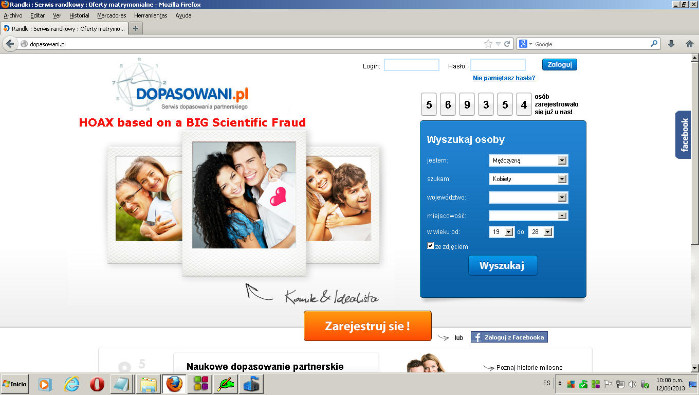 online dating sites software