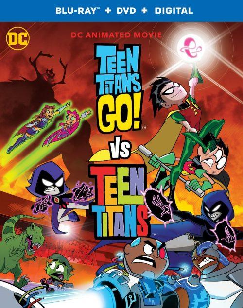 Teen Titans Go! Vs. Teen Titans Character Banks