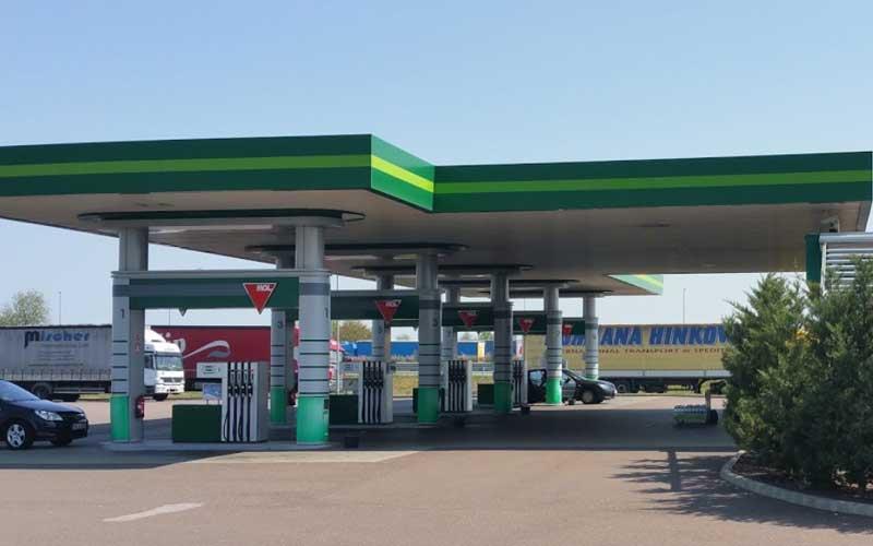 Mol Petrol Szatymaz (Sırbistan Yönü)