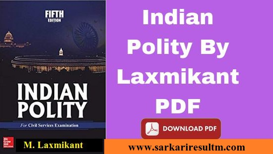 Indian Polity By Laxmikant Pdf