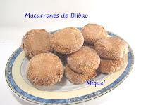 Macarrones de Bilbao