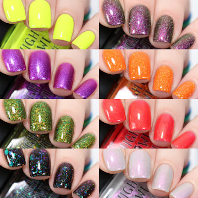 Night Owl Lacquer-Potion Ingredients Vol. 2 Collection