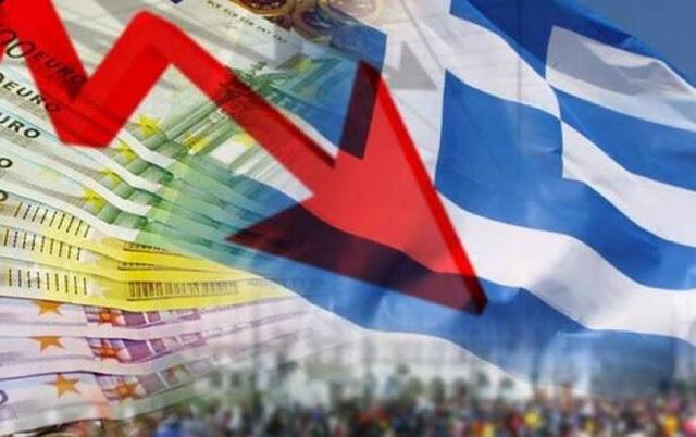 Σε βαθιά ύφεση η ελληνική οικονομία  - «Βουτιά» 11,7% του ΑΕΠ το γ΄ τρίμηνο λόγω τουρισμού (βίντεο)