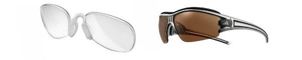 adidas 太陽眼鏡內置近視度數框