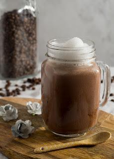 Frappuccino Vegano receta fácil y rápida