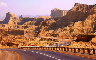 The Makran Coastal Highway