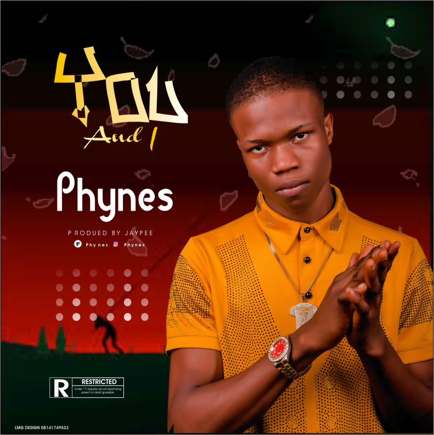 [ Music] phynes - you and I [prod JP] #Arewapublisize
