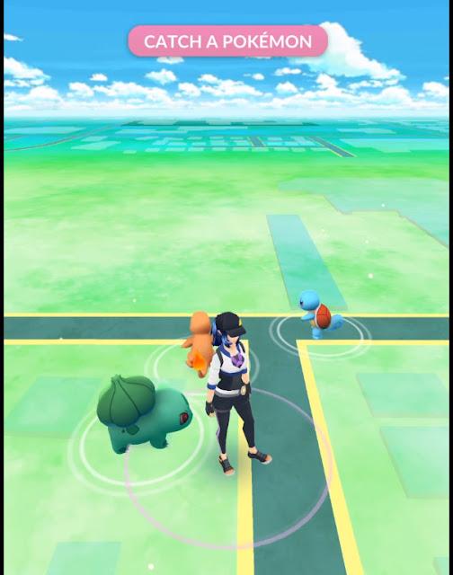Langkah 2, Cara Paling Mudah Mendapat Pikachu di Pokemon Go