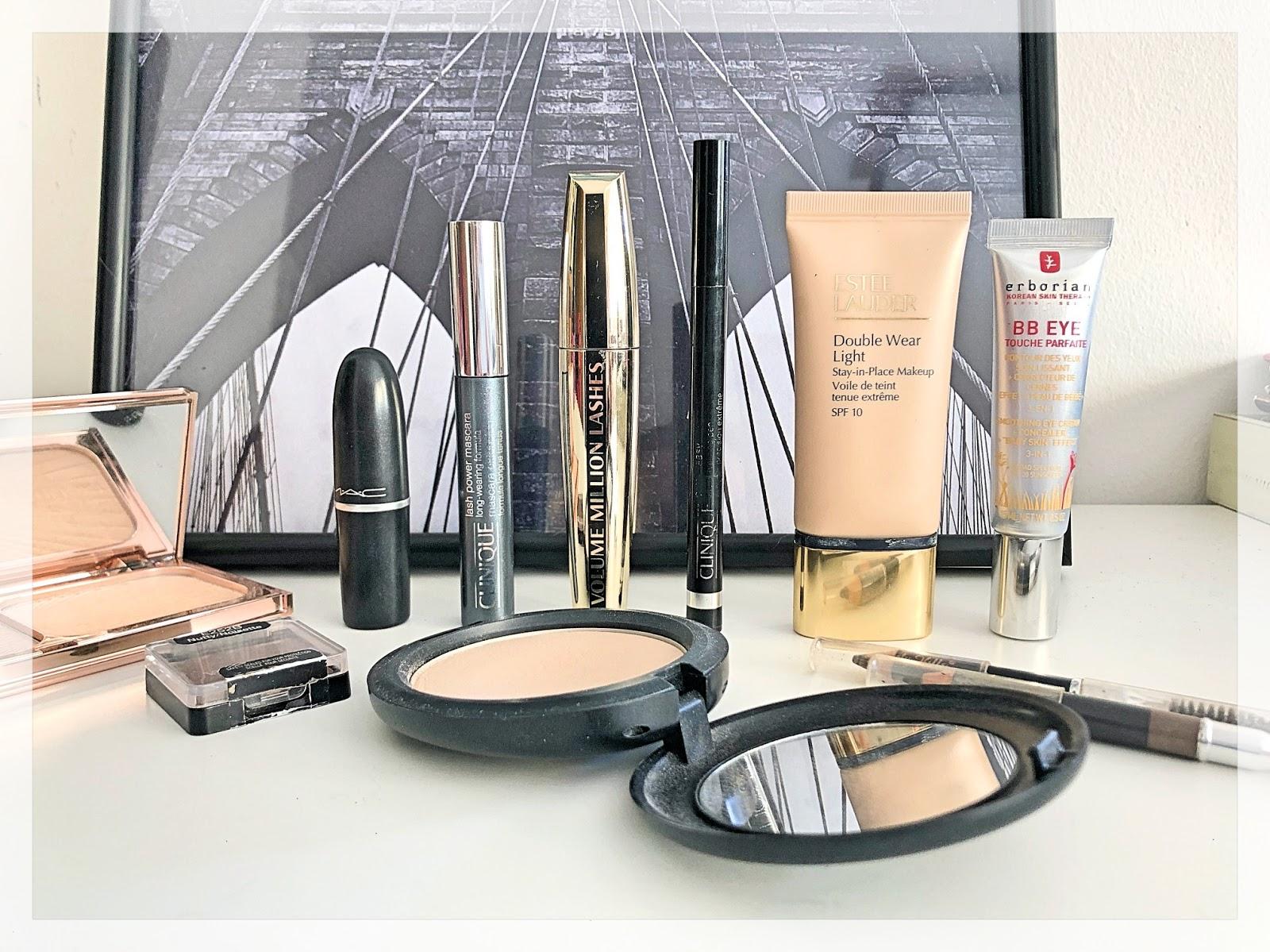 Make-up w czasie zarazy, czyli mój makijażowy Dzień Świstaka