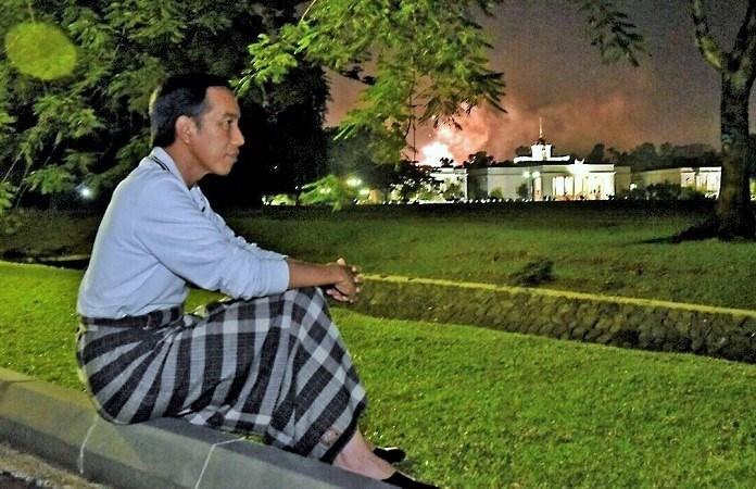 Jokowi Alami Kecemasan Kepemimpinan & Dihantui Ketakutan
