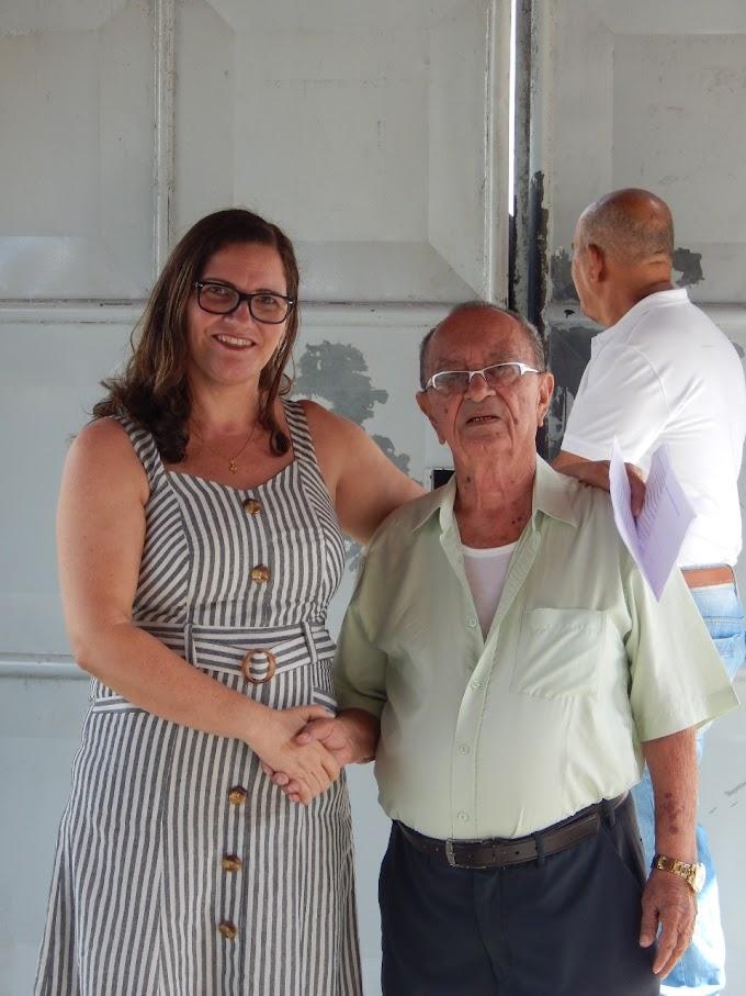 O ADEUS AO PROFESSOR GERALDO NOBRE