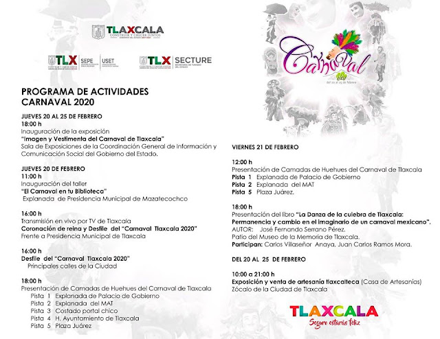 carnaval tlaxcala 2020