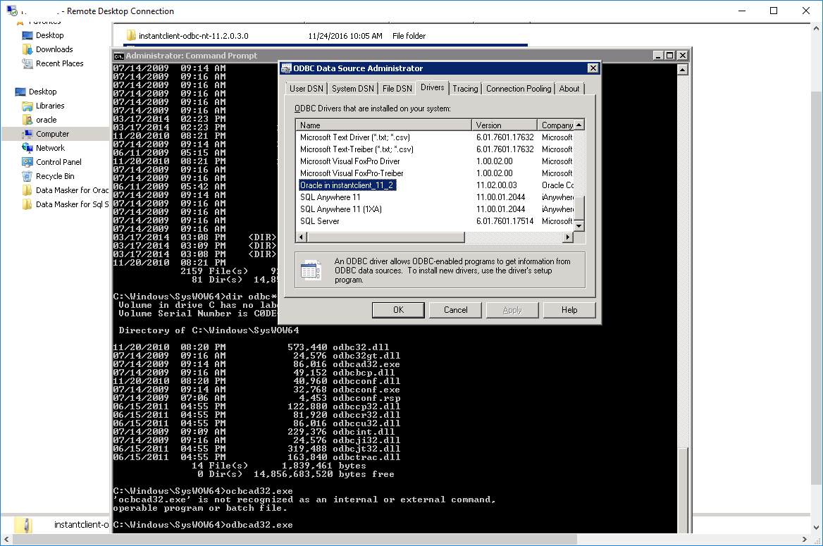 oracle 11g installation guide for windows 7 64 bit