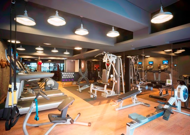 ovolo southside hong-kong hotel gym review