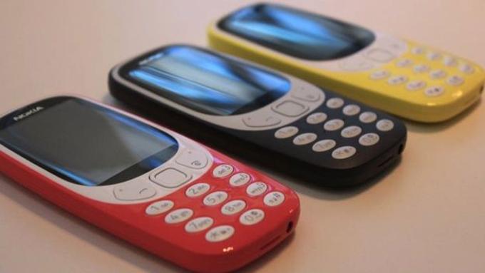 Nokia 3310 2017 Ada Bateri Tahan Sebulan