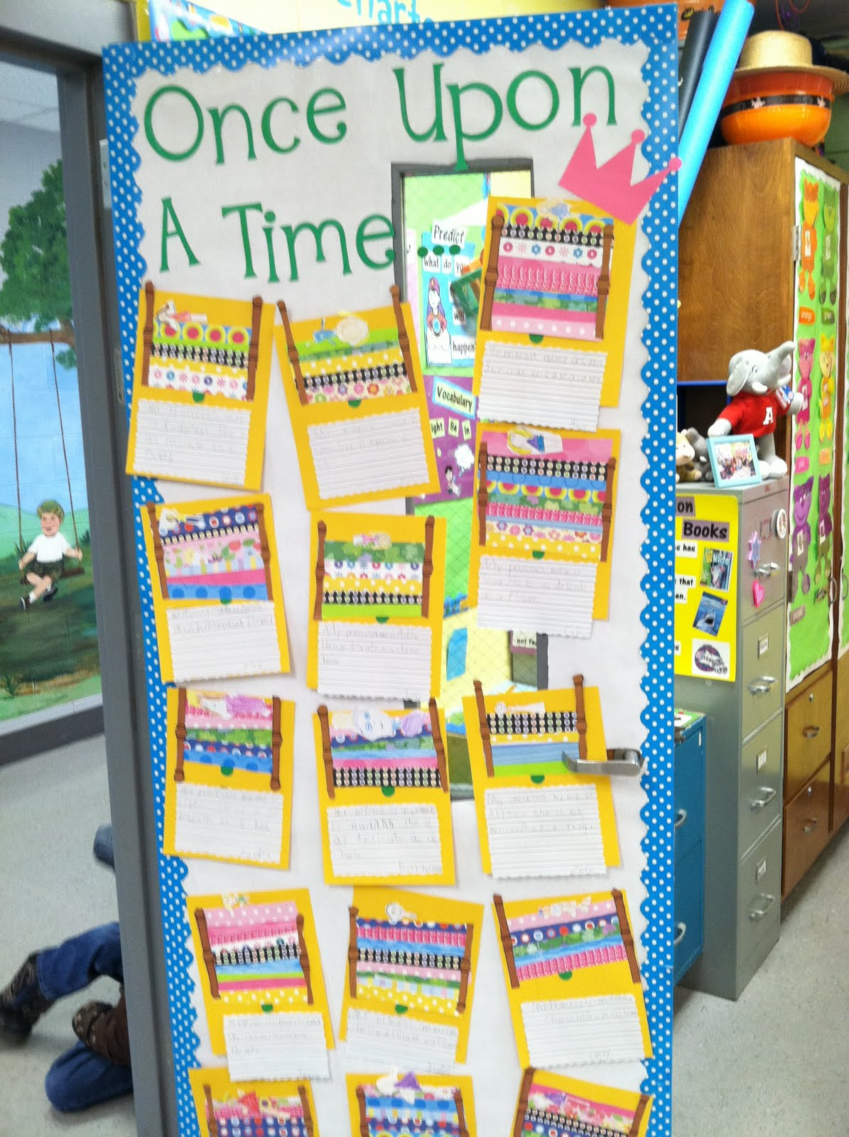 Life In First Grade The Princess And The Pea Center Activity In Action