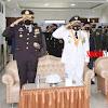 Danrem 141/Toddopuli Bersama Forkopimda Kab. Bone Dan Jajaran Upacara HUT TNI ke-76 Secara Virtual